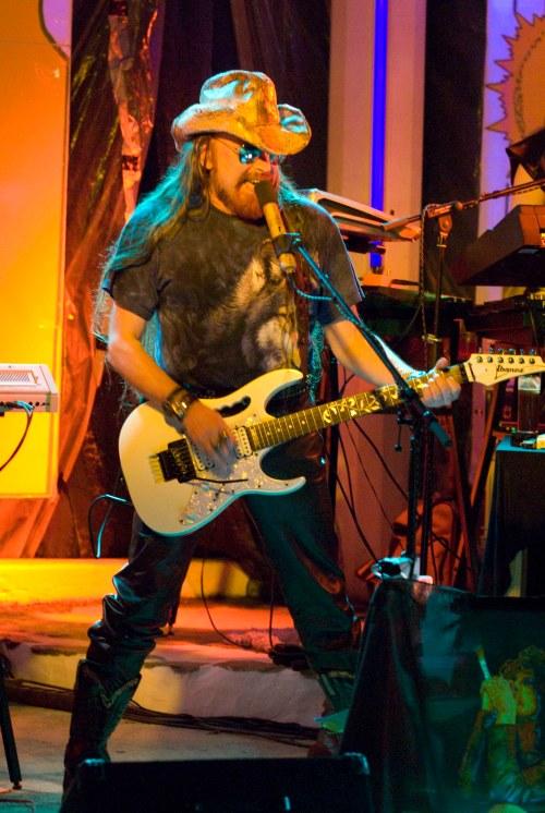 Michel Montecrossa - live at the Spirit of Woodstock Festival 2009