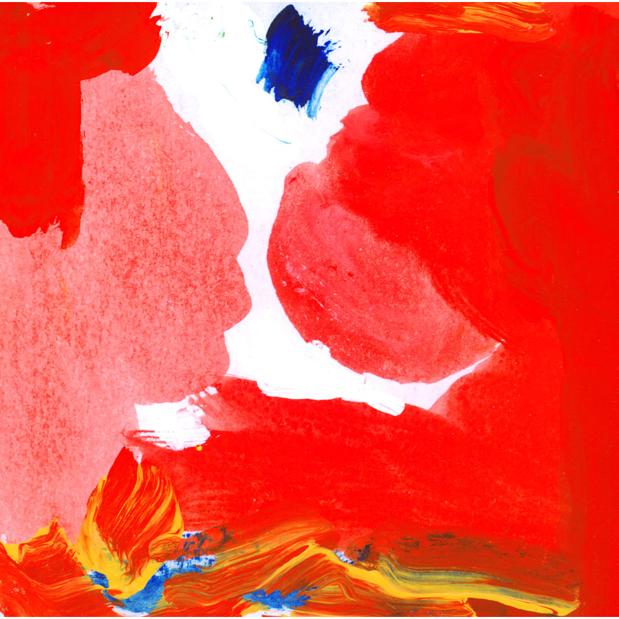 In All There Is One Meaning - painting by Michel Montecrossa