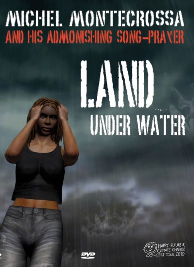 Land Under Water - DVD cover