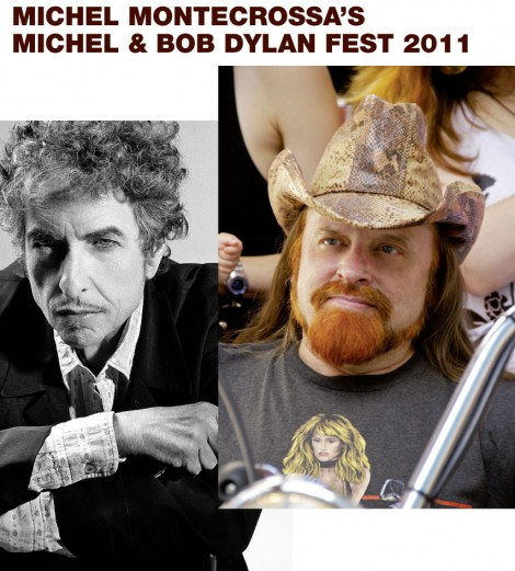 Michel & Bob Dylan Fest 2011 - Recordings available soon!!