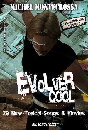 Evolver Cool - DVD Cover