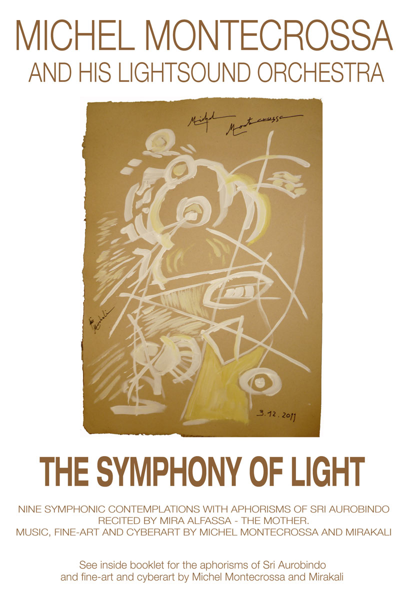 Michel Montecrossa -The Symphony Of Light