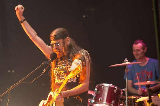 Michel Montecrossa and Friends - live at the Spirit of Woodstock Festival 2012