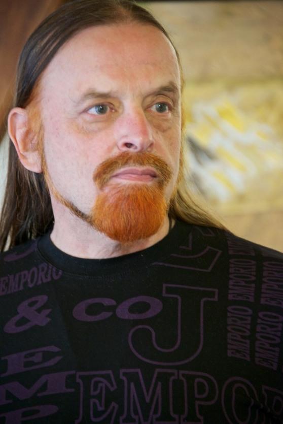 Michel Montecrossa Portrait