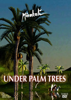 Under Palm Trees - A Peace Meditation Movie by Mirakali