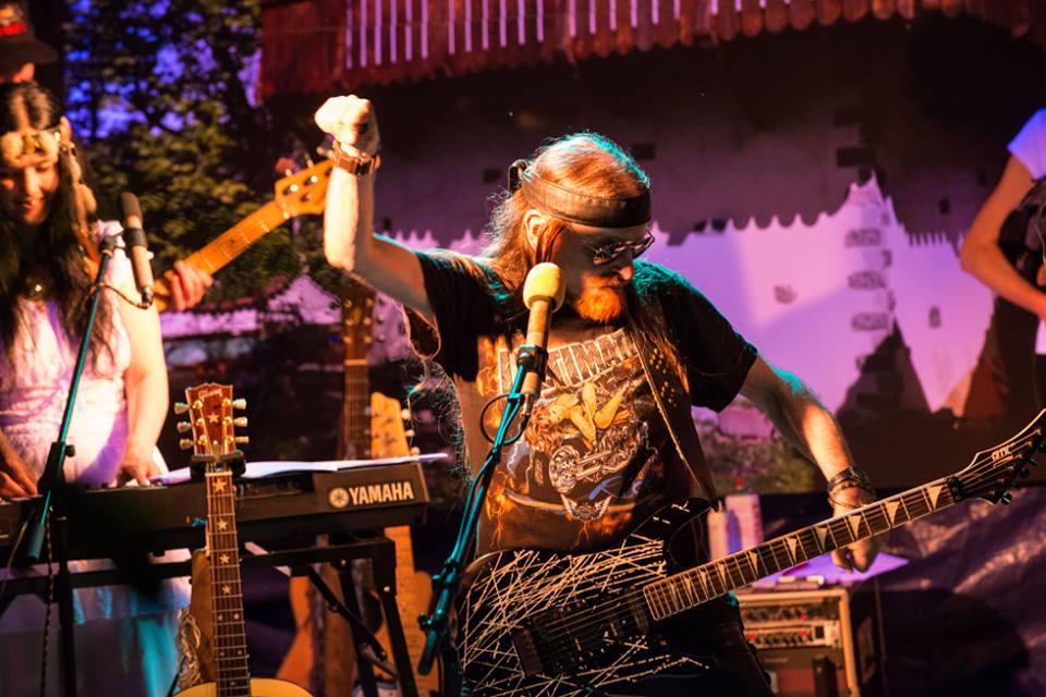Michel Montecrossa & Mirakali - live at the Mirapuri World Peace Festival