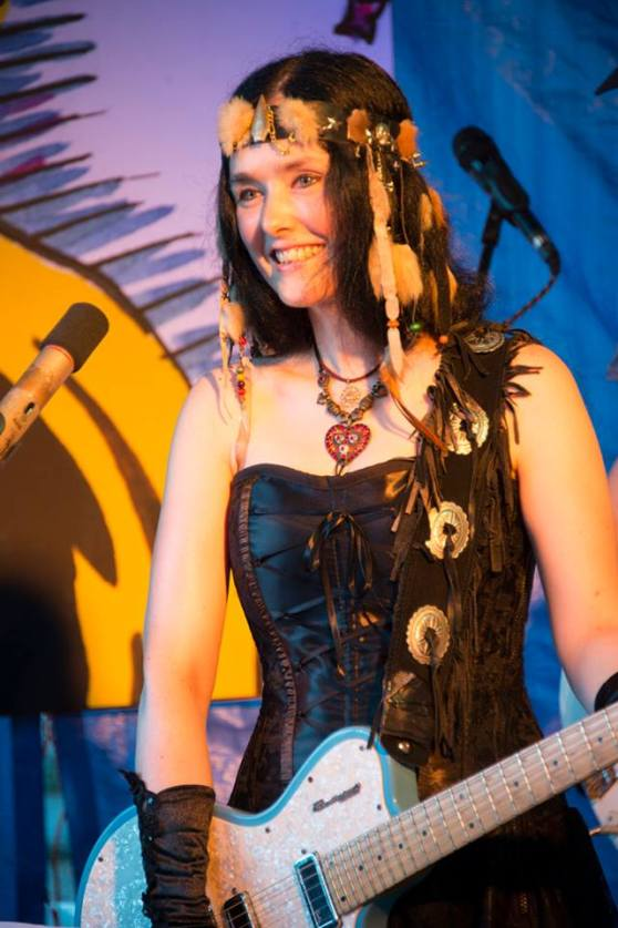 Mirakali at the Spirit of Woodstock Festival
