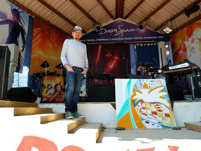 Michel Montecrossa - Thanks for Festival