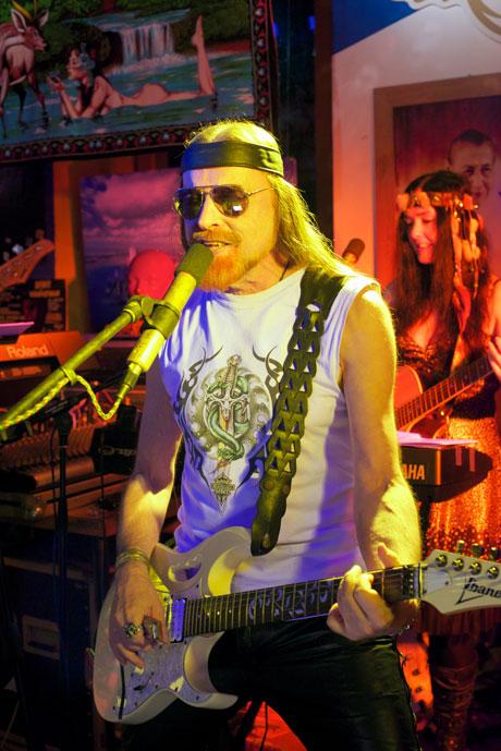 MichelMontecrossa - Live