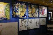 Photo show of the Michel Montecrossa 'CREATION' Art Exhibition, 15