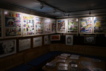 Michel Montecrossa 'CREATION' Art Exhibition with 223 New Paintings & Drawings, 22