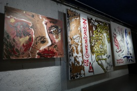 Michel Montecrossa 'CREATION' Art Exhibition with 223 New Paintings & Drawings, 23