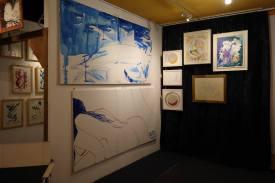 Photo show of the Michel Montecrossa 'CREATION' Art Exhibition, 2
