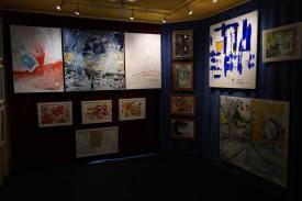 Photo show of the Michel Montecrossa 'CREATION' Art Exhibition, 1