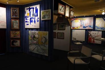 Photo show of the Michel Montecrossa 'CREATION' Art Exhibition, 7