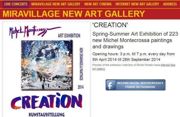Miravillage New Art Gallery
