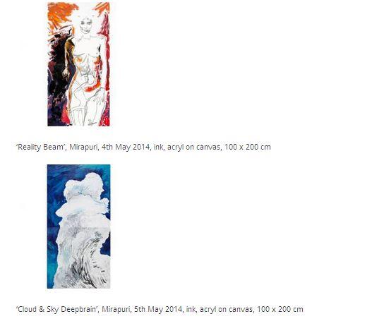 Screenshot Blogpage 2