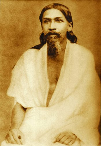 Sri Aurobindo in the year 1920