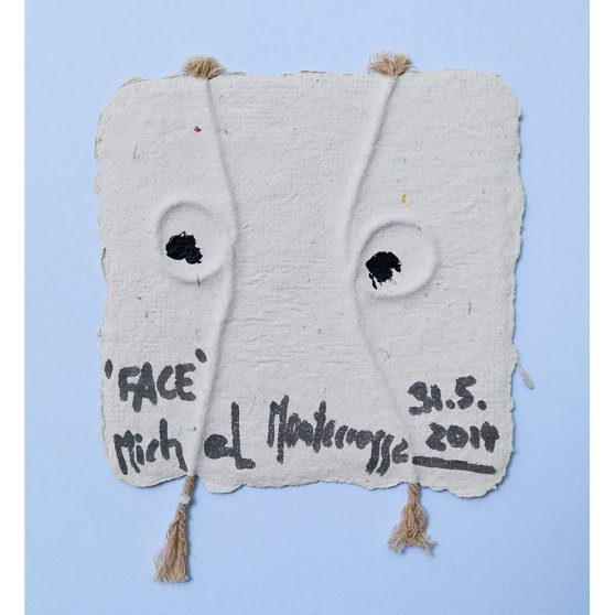 Face - painting by Michel Montecrossa