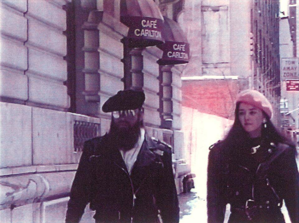 Michel + Mirakali in New York 2