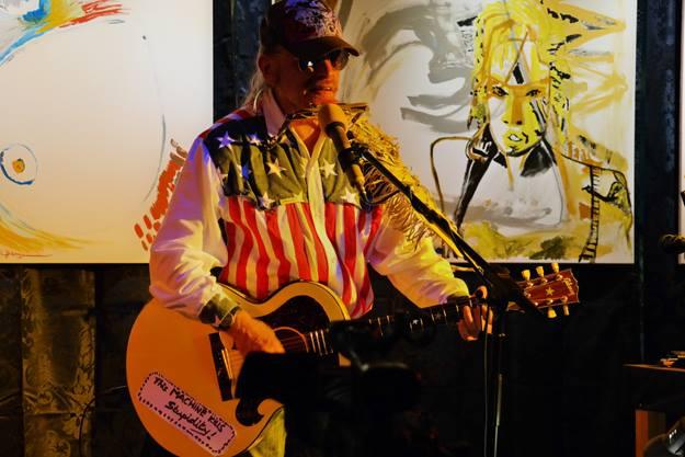 Michel Montecrossa - Concert on 17-10-2014, pic 3
