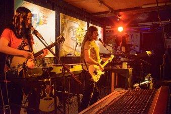 Michel Montecrossa Live Concert at the Michel Montecrossa Rock Vision Diner (Gauting, Germany)