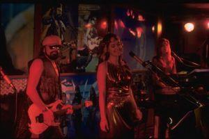 Michel Montecrossa Rock Vision Diner - Live Concert 1
