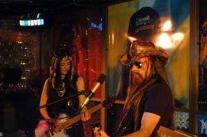 Michel Montecrossa Rock Vision Diner - Live Concert 12