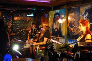 Michel Montecrossa Rock Vision Diner - Live Concert 13