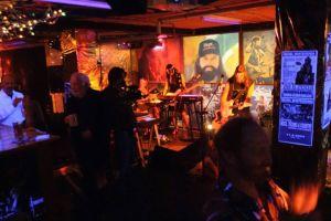 Michel Montecrossa Rock Vision Diner - Live Concert 17