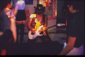 Michel Montecrossa Rock Vision Diner - Live Concert 2
