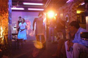 Michel Montecrossa Rock Vision Diner - Live Concert 3