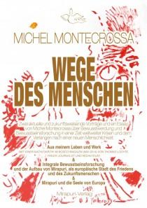 Book 'Wege des Menschen' by Michel Montecrossa