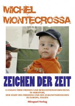 Book by Michel Montecrossa - Zeichen der Zeit