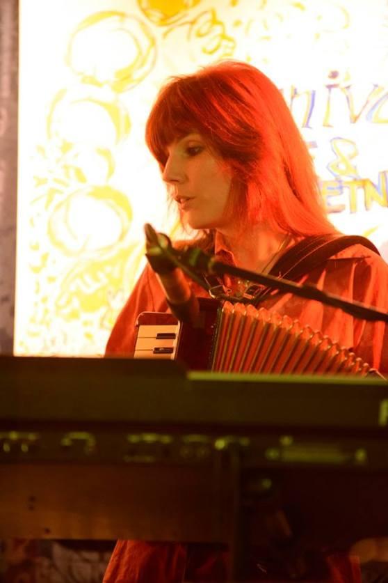 Michel Montecrossa's 'Seelenrasur' New-Topical-Song Acoustic Concert, 4