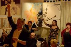 Michel Montecrossa's 'Love, Peace & Happiness New Year Concert 2015', 12