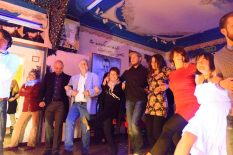 Michel Montecrossa's 'Love, Peace & Happiness New Year Concert 2015', 26