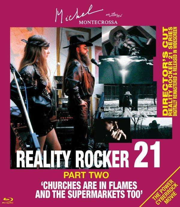 Reality Rocker II, Director's Cut Cover