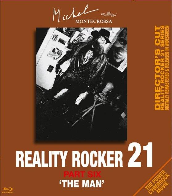 Reality Rocker 21, Part 6, Blu Ray Cover
