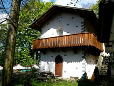 Miravinci, the meditation center of Mirapuri