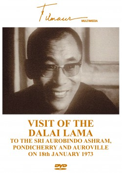 documentary movie by Michel Montecrossa: Visit of the Dalai Lama To The Sri Aurobindo Ashram