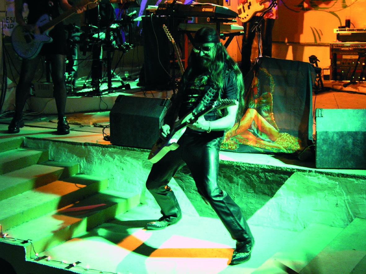 Michel Montecrossa live - Mirapuri World Peace Festival