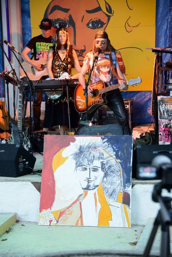 Michel Montecrossa - Live at the Spirit of Woodstock Festival in Mirapuri