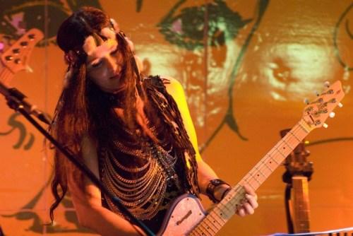 Mirakali - live at the Spirit of Woodstock Festival