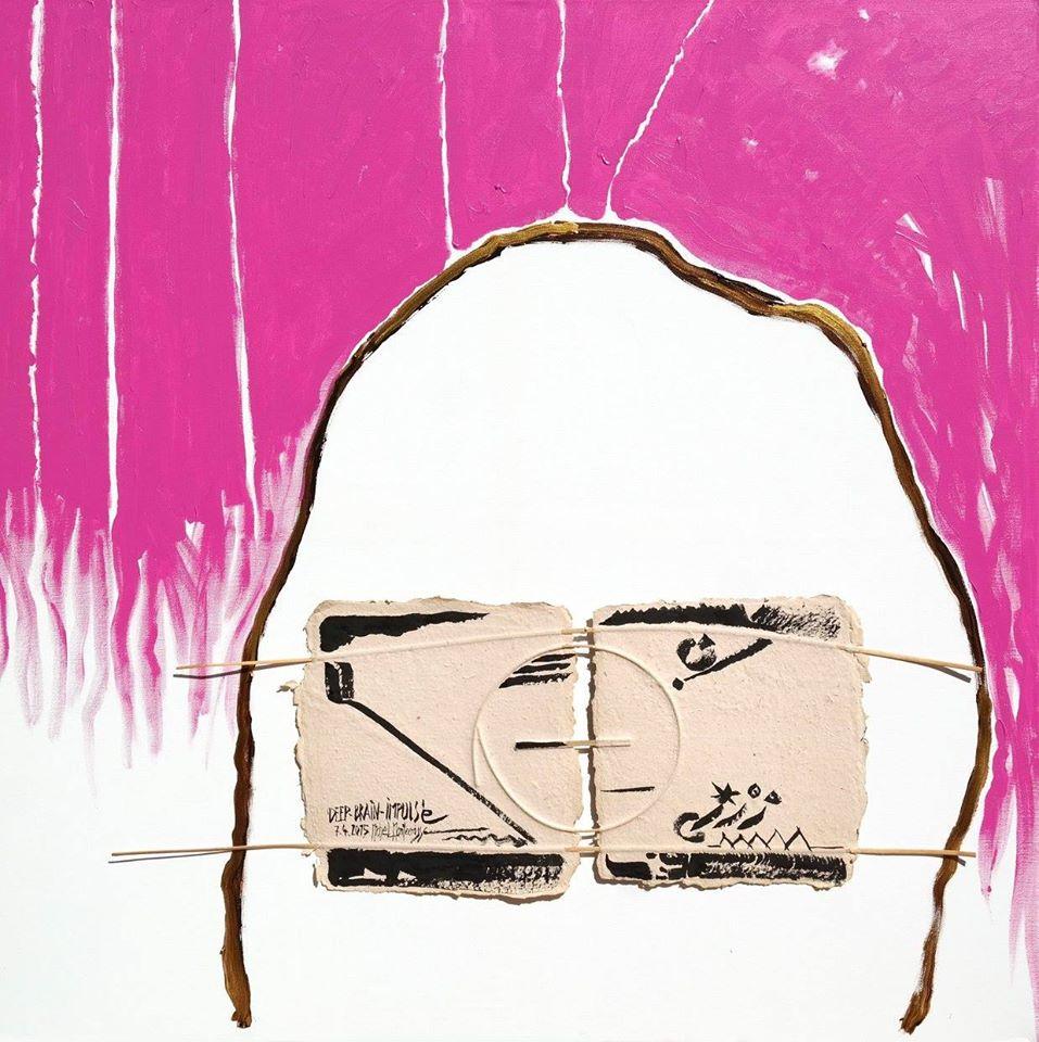 Deep Brain Impulse - painting