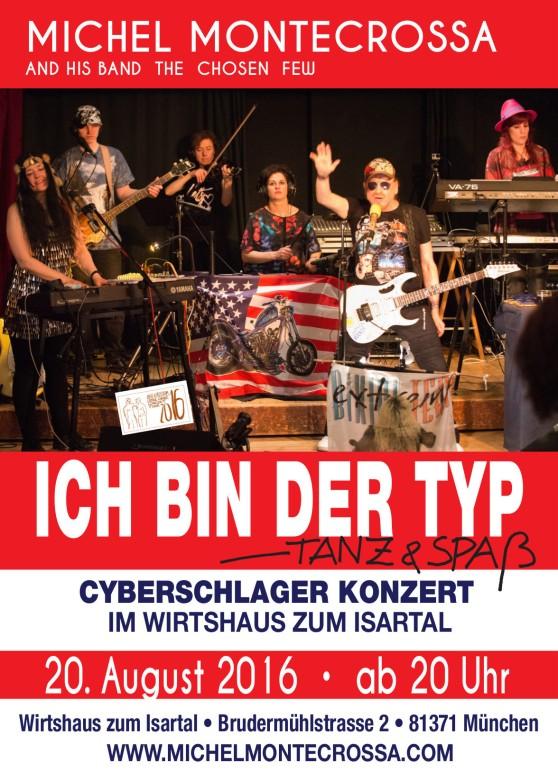 Neu Wirtshaus zum Isartal Aug. 2016
