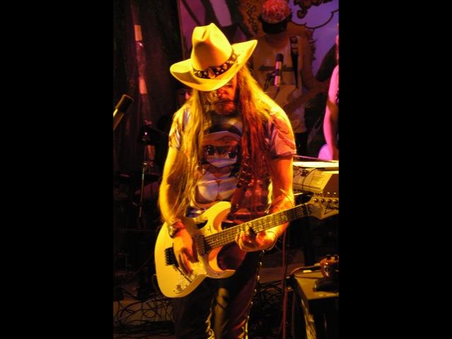 Michel Montecrossa - Spirit of Woodstock Festival