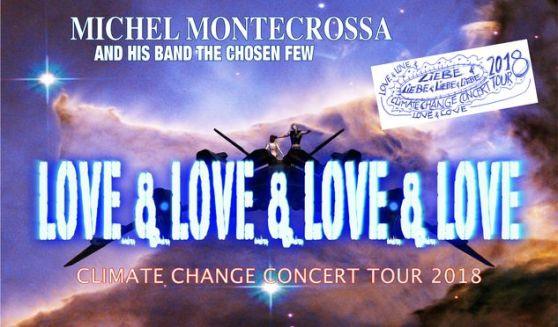 Cover Bild Michel Montecrossa Tour 2018