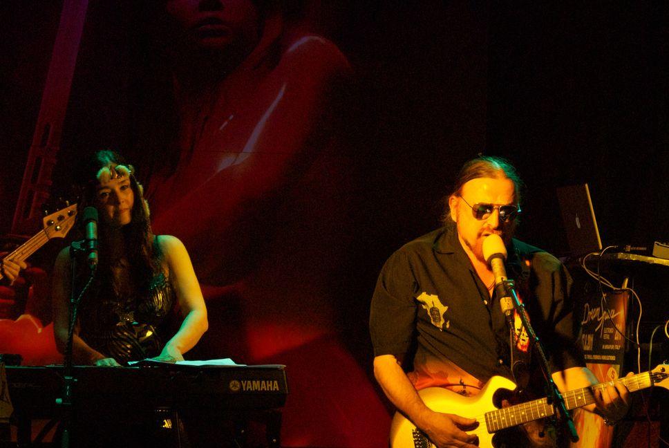 Michel MOntecrossa + Mirakali - Dreamspace 2011
