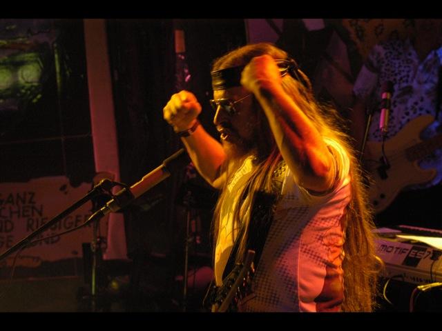 Michel Montecrossa - Spirit of Woodstock 2006